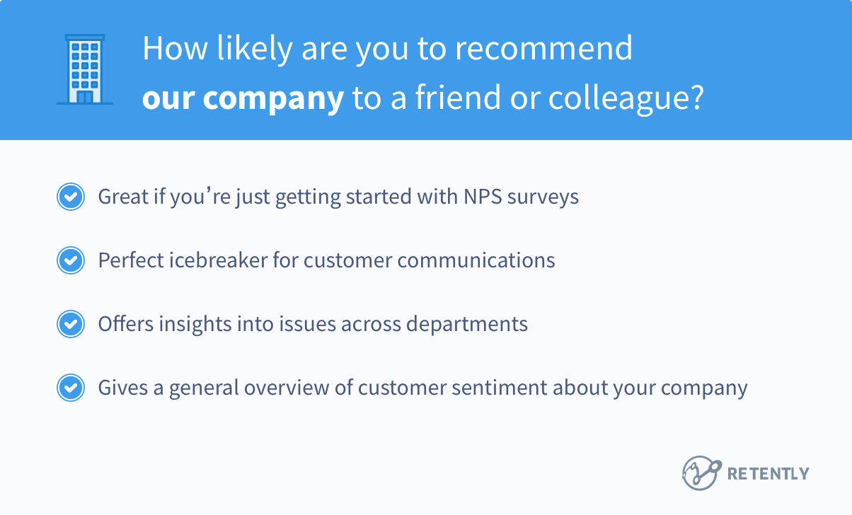 12 Great Nps Survey Question And Response Templates 2018