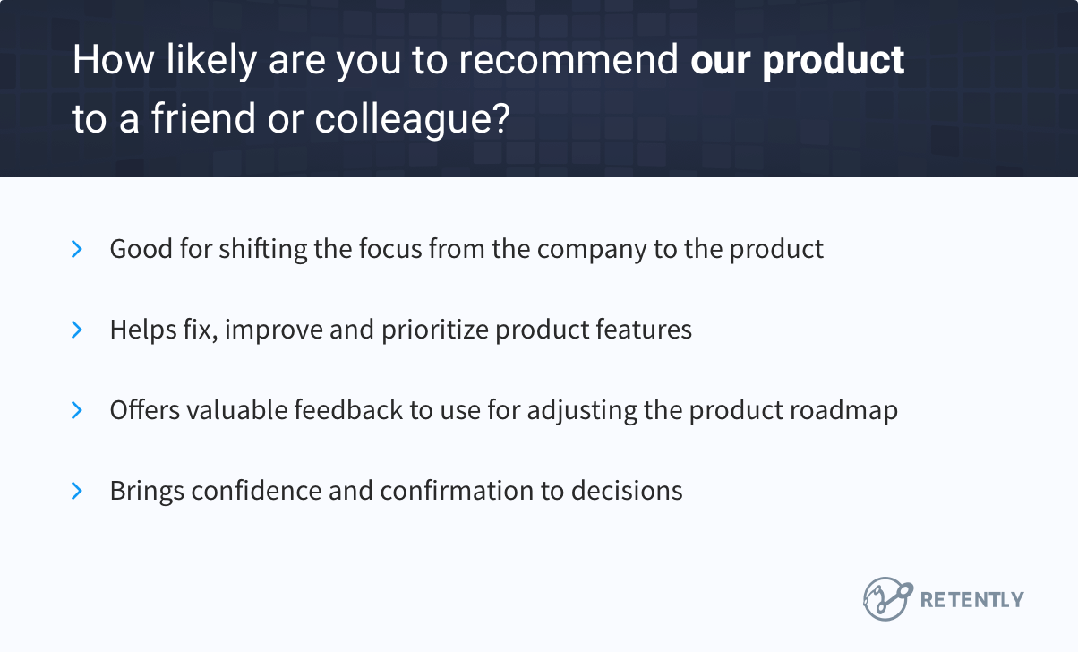"""Replace """"company"""" with a specific product or service"""