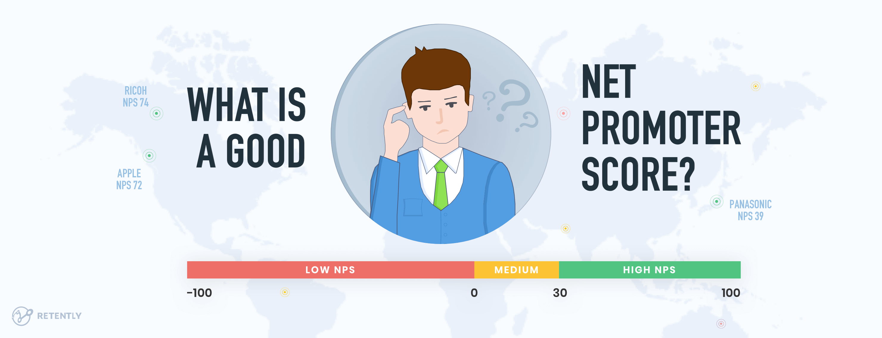 What is a Good Net Promoter Score? (2020 NPS Benchmark)